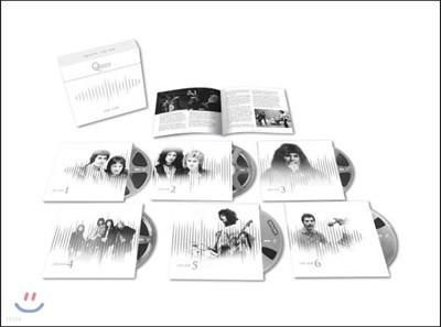 Queen - On Air 퀸 1973-1977 BBC 라디오 세션 컬렉션 [6CD 디럭스 에디션 한정반]