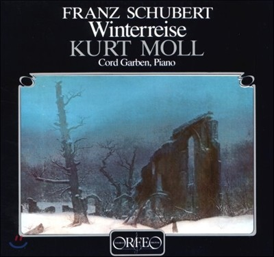 Kurt Moll 슈베르트: 가곡 '겨울 나그네' (Schubert: Winterreise D.911) 쿠르트 몰