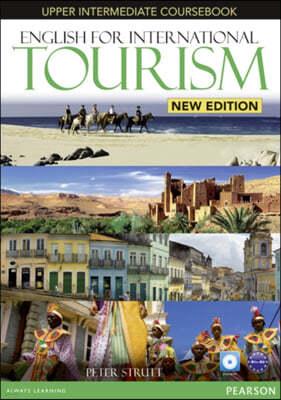 English for Intermediate Tourism, Upper Intermediate + Dvd