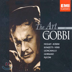 The Art Of Tito Gobbi - Favorite 23 Duets & Arias