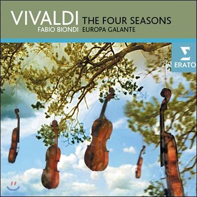 Fabio Biondi 비발디 : 사계 (Vivaldi : The Four Seasons) 파비오 비온디