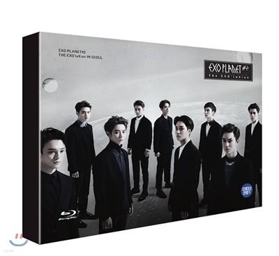 엑소 (EXO) - EXO PLANET #2 콘서트 Blu-ray Disc