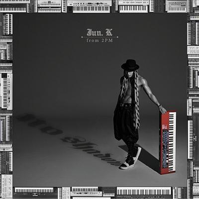 준케이 (Jun. K) - No Shadow (초회생산한정반 B)