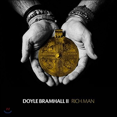 Doyle Bramhall II (도일 브램홀 2세) - Rich Man [2LP]