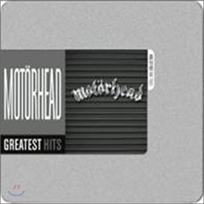 Motorhead - Greatest Hits Editions (The Steel Box Collection)