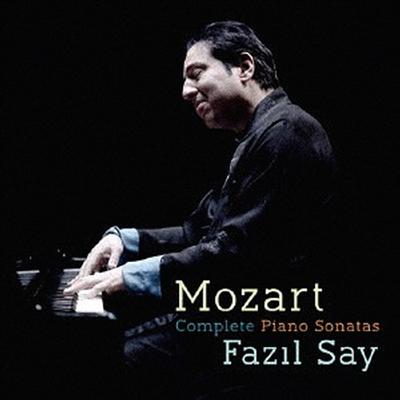 모차르트: 피아노 소나타 전곡 작품집 (Mozart: Piano Sonata Complete Works) (6CD Boxset)(일본반) - Fazil Say