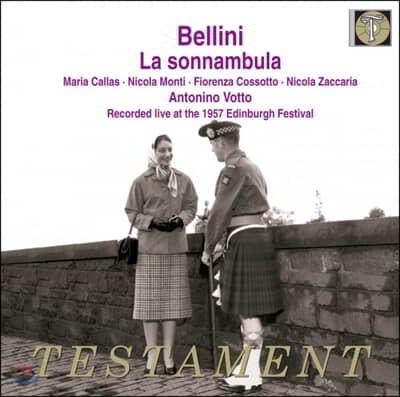 Maria Callas 벨리니: 몽유병의 여인 (Bellini: La Sonnambula)