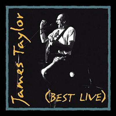 James Taylor - Best Live (Limited Edition)(Gatefold Cover)(180G)(2LP)