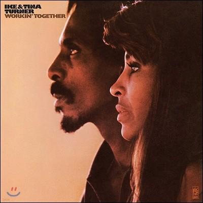 Ike & Tina Turner (아이크 앤 티나 티너) - Workin' Together [LP]
