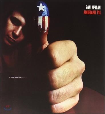 Don Mclean (돈 맥클린) - American Pie [LP]