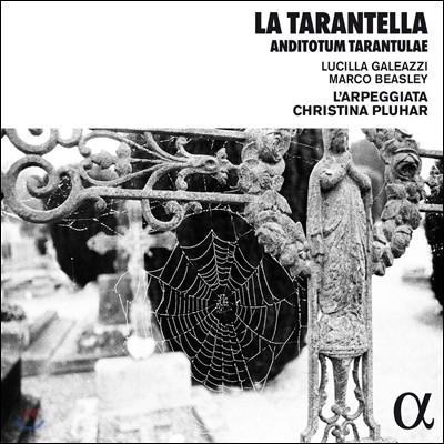 L'Arpeggiata 라 타란텔라 - 거미 해독제 [무곡집] (La Tarantella - Antidotum Tarantulae) [2 LP]