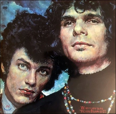 Mike Bloomfield / Al Kooper - Live Adventures Of 마이크 블룸필드, 알 쿠퍼 [LP]