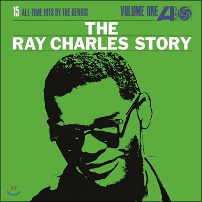Ray Charles (레이 찰스) - The Ray Charles Story Volume 1 [LP]