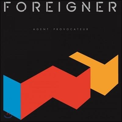 Foreigner (포리너) - Agent Provocateur [LP]