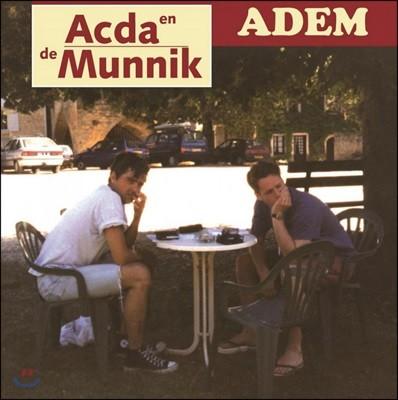 Acda en De Munnik (아크다 앤 데 무니크) - Adem [2LP]