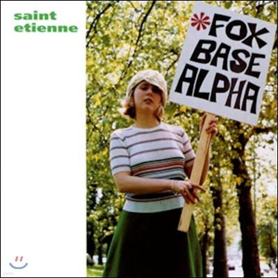 Saint Etienne (세인트 에티엔) - Foxbase Alpha [Special Edition]