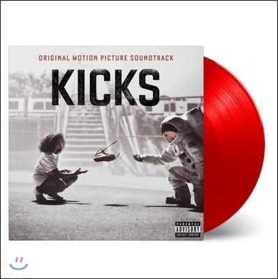 킥스 영화음악 (Kicks OST by Brian Reitzell 브라이언 레이젤) [레드 컬러 바이닐 2LP]