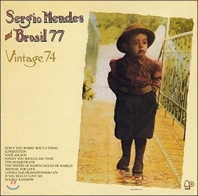 Sergio Mendes (세르지오 멘데스) - Vintage 74 (빈티지 74)