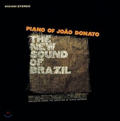 Joao Donato (주앙 도나투) - The New Sound Of Brazil (뉴 사운드 오브 브라질)