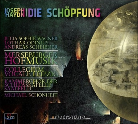 Michael Schonheit 하이든: 오라토리오 '천지창조' (Haydn: Die Schopfung [The Creation]) 콜레기움 보칼레 라이프치히, 메르제부르크 궁정음악단, 미카엘 쇤하이트