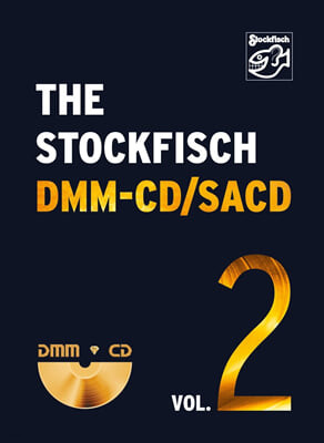 The Stockfisch DMM-CD/SACD Vol. 2 (슈톡피쉬 DMM-SACD 2집)