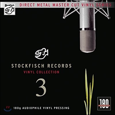 Stockfisch Records Vinyl Collection Vol.3 (슈톡피쉬 바이닐 컬렉션 3집) [LP]