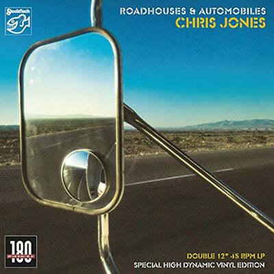 Chris Jones (크리스 존스) - Roadhouses & Automobiles [2LP]