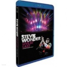 Stevie Wonder - Live At Last: Live in O2 Arena 2008 [블루레이]