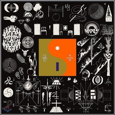 Bon Iver (본 이베어) - 22, A Million [카세트테이프]