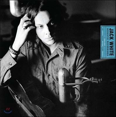 Jack White (잭 화이트) - Jack White Acoustic Recordings 1998-2016 (어쿠스틱 레코딩 모음집) [2LP]