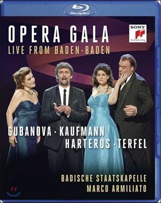 Kaufmann / Gubanova / Harteros / Terfel 오페라 갈라 - 바덴바덴 공연 실황 (Opera Gala - Live from Baden-Baden) 요나스 카우프만, 안야 하르테로스, 브라이언 터펠, 예카테리나 구바노바