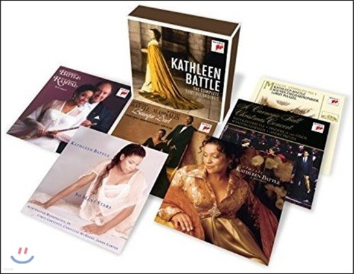 Kathleen Battle 캐슬린 배틀 소니 레코딩 전집 (The Complete Sony Recordings)