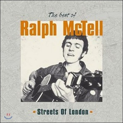 Ralph McTell (랄프 맥텔) - Streets of London: Best Of