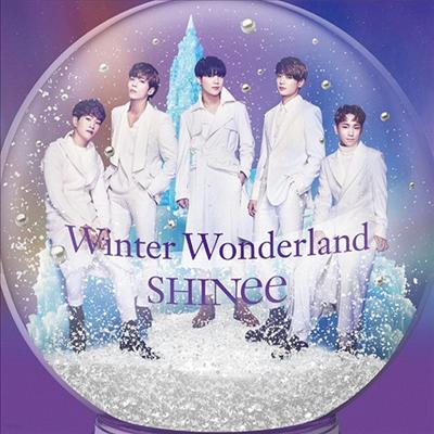 샤이니 (SHINee) - Winter Wonderland (CD)