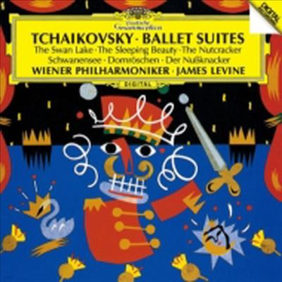 차이코프스키: 3대 발레 모음곡 (Tchaikovsky: 3 Ballet Suites) (SHM-CD)(일본반) - James Levine