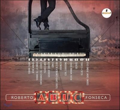Roberto Fonseca (로베르토 폰세카) - ABUC [Hard Cover Booklet Version]