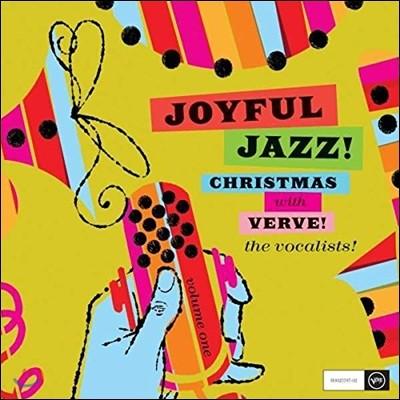 버브 레이블 크리스마스 캐럴 1집 - 보컬 (Joyful Jazz! Christmas With Verve, Vol. 1: The Vocalists)