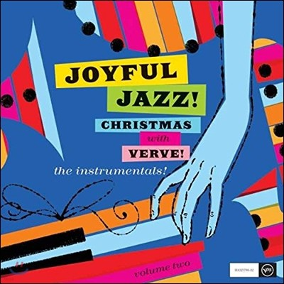 버브 레이블 크리스마스 캐럴 2집 (Joyful Jazz! Christmas With Verve, Vol. 2: The Instrumentals)