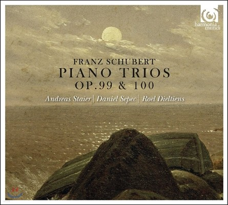 Andreas Staier 슈베르트: 피아노 삼중주 1번, 2번 (Schubert: Piano Trios Op.99 D.898 & Op.100 D.929) 안드레아스 슈타이어, 다니엘 제페크, 로엘 딜티엔스