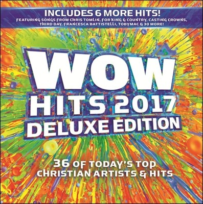 WOW Hits 2017 (와우 히츠 2017) [Deluxe Edition]