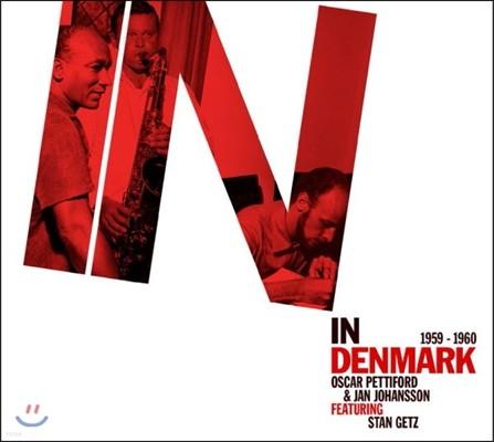 Oscar Pettiford/ Jan Johansson/ Stan Getz (오스카 페티포드, 얀 요한슨, 스탄 게츠) - In Denmark 1959-1960