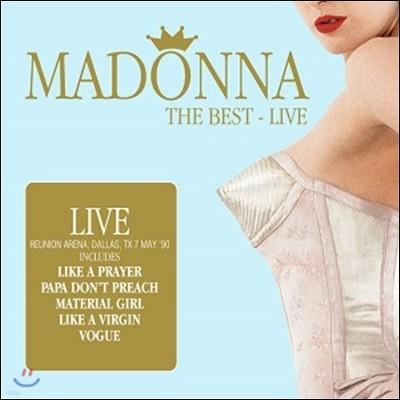 Madonna (마돈나) - Reunion Arena, Dallas '90: The Best Live (1990년 5월 텍사스 달라스 라이브)