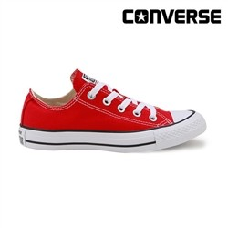 [컨버스키즈]ALL STAR OX RED(M9696C) EWZR7ZSZ96(주니어)