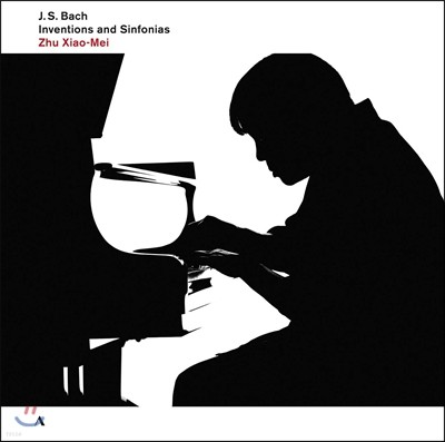 Zhu Xiao-Mei 바흐: 인벤션과 신포니아 (J.S. Bach: Inventions and Sinfonias BWV 772-801) 주 샤오-메이 [2LP]