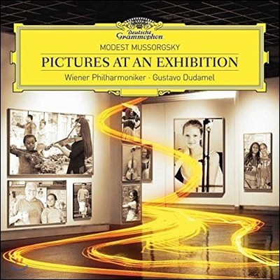 Gustavo Dudamel 무소르그스키: 전람회의 그림 [라벨의 관현악 버전], 민둥산의 하룻밤 (Mussorgsky: Pictures At An Exhibition) 구스타보 두다멜, 빈 필하모닉