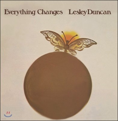 Lesley Duncan (레슬리 덩컨) - Everything Changes