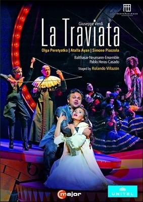 Olga Peretyatko / Pablo Heras-Casado 베르디: 라 트라비아타 (Verdi: La Traviata) 올가 페레티아트코, 아탈라 아얀, 파블로 에라스-카사도, 발타자르 노이만 앙상블