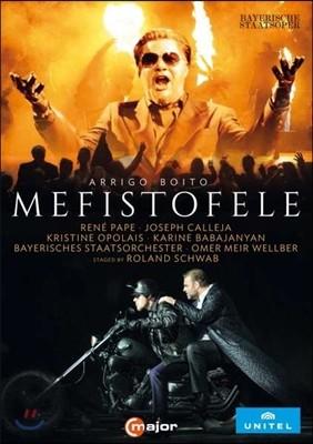 Rene Pape / Joseph Calleja 아리고 보이토: 오페라 '메피스토펠레' (Arrigo Boito: Mefistofele) 르네 파페, 조셉 칼레야, 바이에른 오페라극장 오케스트라