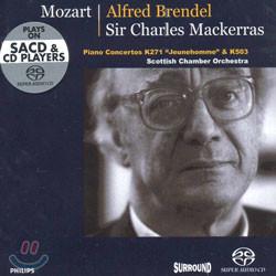 Mozart : Concertos K271/K503 : BrendelㆍSCOㆍMackerras