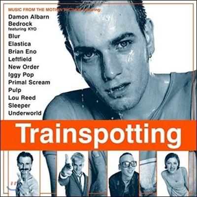 트레인스포팅 영화음악 (Trainspotting OST) [블랙 디스크 LP]